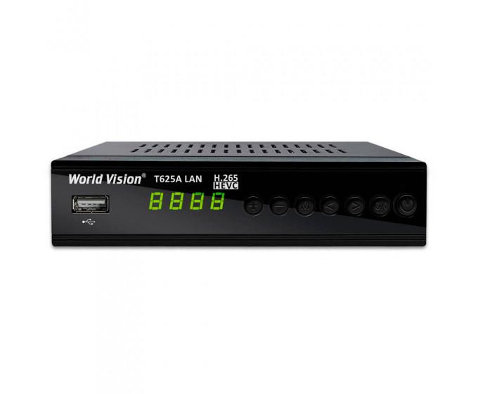 Ресивер World Vision T625A LAN